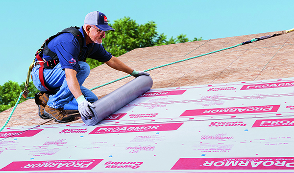 ProArmor™ Synthetic Roof Underlayment